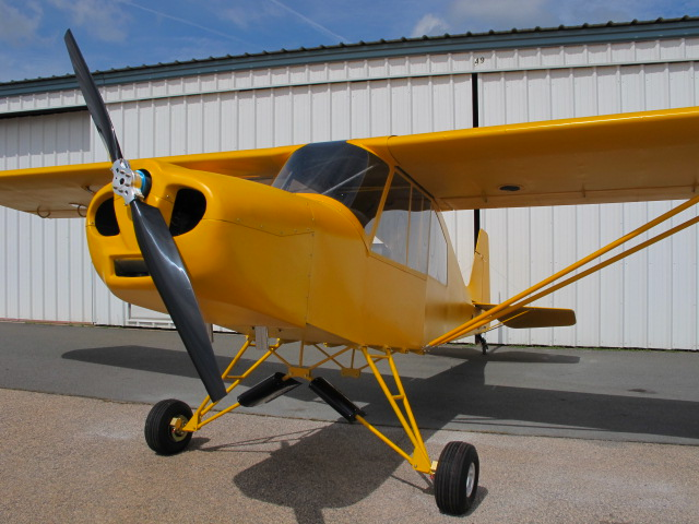 BUSH EAGLE STOL Tailwheel or Nose gear OR FLOATS!!
